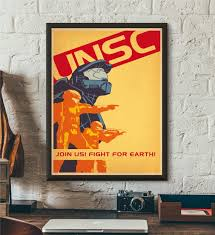 halo unsc join us fight for earth