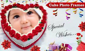 Birthday Cake Frames Aimentertainments