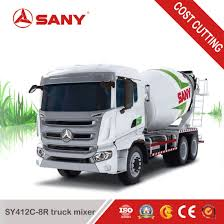 Truck Quotes Fascinating China Sany Sy448c48 R 48m48 Self Loading Concrete Mixer Truck