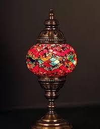 turkish style lighting. mosaic table lamps turkish style lighting