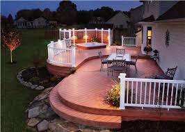diy deck lighting. Modren Lighting Back To Deck Lighting Ideas Inside Diy E