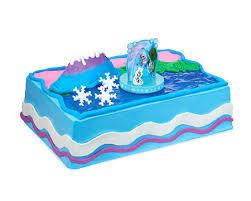 frozen anna elsa decopak cake