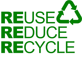 reuse reduce recycle save our planet