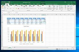 Embedded Chart In Excel Definition 10 Spiffy New Ways To Show Data With Excel Computerworld