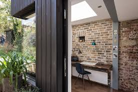 garden home office. The Shower\u0027s Been Outfitted With A Ventilation Door To Allow Fresh Garden  Air Into The Shower, Simulating Feel Of Showering In Outdoors, Home Office