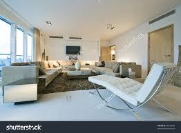 Modern Luxury Living Room Modern Luxury Living Room Designer Furniture Stock Photo 38879608