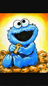 cookie monster drawing cute. Exellent Monster Cookie Monster Drawings And Monster Drawing Cute O