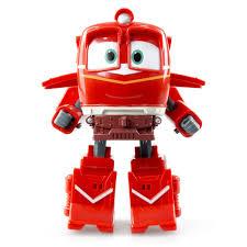Купить <b>Robot Trains Альф (делюкс</b>) red в Москве: цена игрушки ...