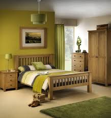 Solid Oak Bedroom Furniture Thanet Beds A Dublin Solid Waxed Oak Bedroom Furniture