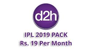 Videocon D2h Monthly Recharge Chart Videocon D2h Offers Sports Channels For Icc World Cup 2019