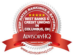 best banks and credit unions ohio