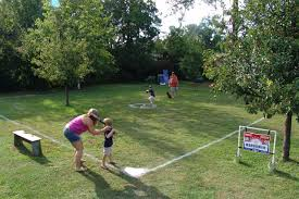 How To Build A Ladder Drill And Finish A Football Field  Howtos Football Field In Backyard