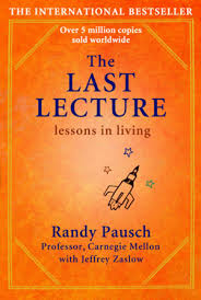 the last lecture by randy pausch orange book covers designs