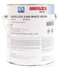 Amercoat Color Chart Amerlock 2 400 White Resin