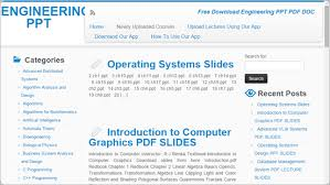 top best ppts powerpoint presentations websites engineeringppt net presentations