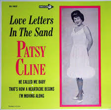 patsy cline love letters in the sand 1965