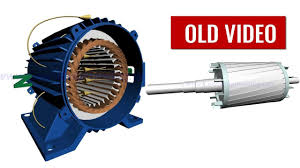 how does an induction motor work