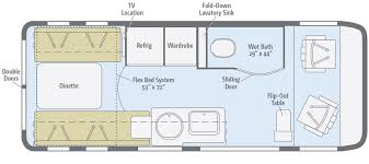>paseo floorplans winnebago rvs