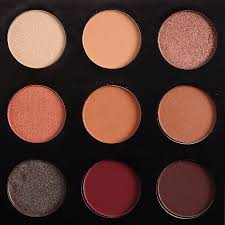 makeup geek manny mua eyeshadow palette x 9