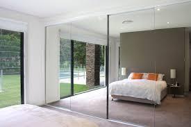 mirror closet doors large