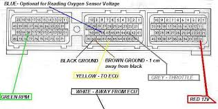 apexi afc install instructions mkiv com Safc 2 Wiring Diagram 2 remove the wiring harness from the ecu 3 refer to the ecu diagram apexi safc 2 wiring diagram