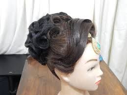 Indian Hair Style indian bridal hairstyle youtube 2709 by wearticles.com