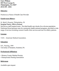 Surgical Nurse Resume Example Of Surgical Nurse Resume Danetteforda