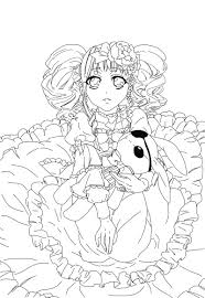 black butler coloring pages selected huge gift sebastian fascinating full