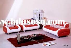 red white sofa. Brilliant Sofa White And Red Modern Solid Wooden Leather Sofa Set 951 Inside Red White Sofa