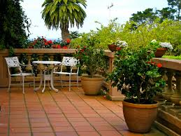 Small Picture decorating terrace garden design ideas with flower JARDINES