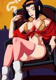 Anime hentai nude faye valentine