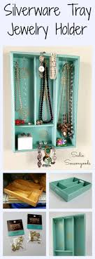 Diy Necklace Holder Top 25 Best Diy Jewelry Organizer Ideas On Pinterest Diy