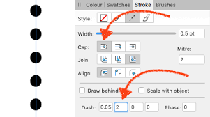 You may not have known that it's also easy and satisfying for anyone to do. How To Draw A Square With A Dotted Line Affinity On Desktop Questions Mac And Windows Affinity Forum