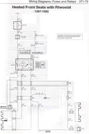 saab heated seat wiring diagram saab wiring diagrams