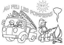 106 Dessins De Coloriage Sam Le Pompier Imprimer