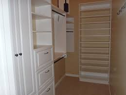 Smart Space Design Long Narrow Walk In Closet With Maximized Space By Smart