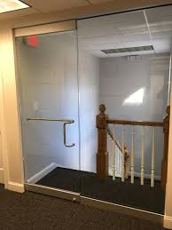 rely on us to help you with repair and replacement of front glass door closers continuous hinges door safety and glass replacements are covered by