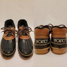 Vintage 90 Size 6 Thermolite Sporto Duck Shoe