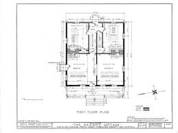 Saltbox Style Houses   Saltbox Style Home Plans  Colonial House    Kearny Cottage   ca