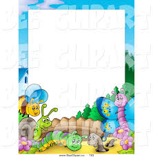 Small Picture Frame clipart insect Pencil and in color frame clipart insect
