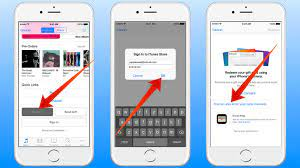 redeem itunes gift card on iphone and ipad
