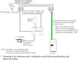 chamberlain garage door sensor detail simple garage wiring diagram chamberlain