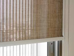fabric window blinds. Wonderful Blinds In Its Fully Extended Closed Position The Fabric Hangs Down Straight And  Is Kept Taught Level With A Weighted Bar At Bottom Fabric Window Blinds A