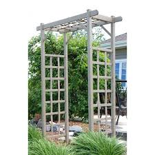 garden arbor lowes. Garden Arbor Lowes Arbors At Shop In W X H Brown .