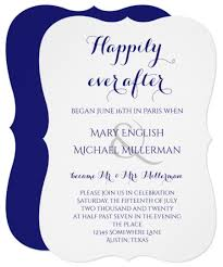 Invitations For Reception After Destination Wedding Party