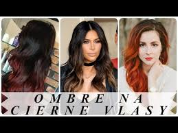 účesy Ombre Na Cierne Vlasy смотреть онлайн на Hahlife