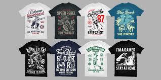 Shirt Design Png 400 Vector T Shirt Designs Bundle Bypeople