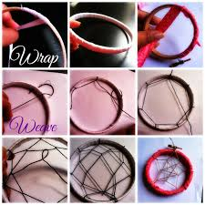 Dream Catcher Patterns Step By Step Adri's Thoughts Dream Catcher DIY 73