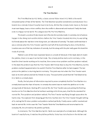 examples of argumentative thesis statements for essays high school  an essay on time machine the time machine essay examples kibin