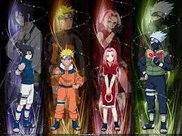 team 7 b4 and now - Uzumaki Naruto (Shippuuden) Photo (29084119) - Fanpop